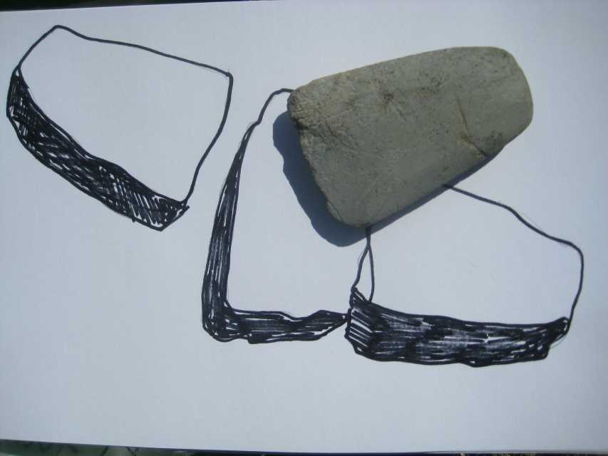 Stones of Wyre Charcoal Sketches